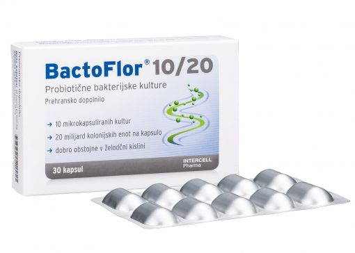 Bactoflor 10/20 probiotik za odrasle