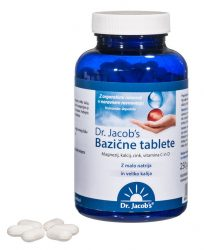 Bazične tablete Dr. Jacob's