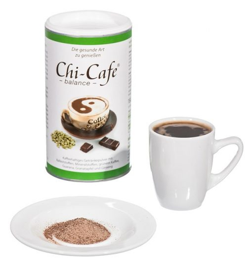 Kava Chi balance z zeleno kavo in guarano