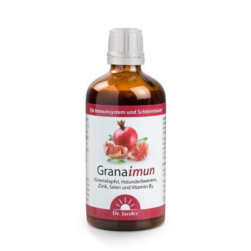 Granaimun vsebuje granatno jabolko