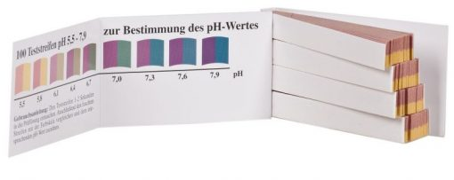Indikator za merjenje pH
