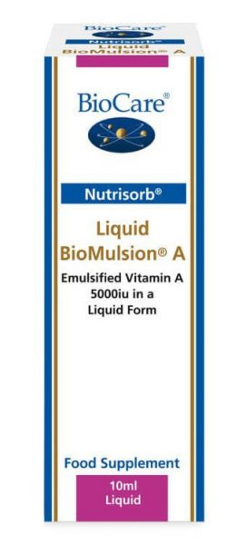 Vitamin A Nutrisorb® BioMulsion®