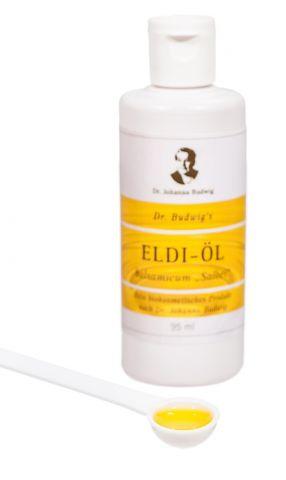 ELDI olje žajbelj - masažno olje