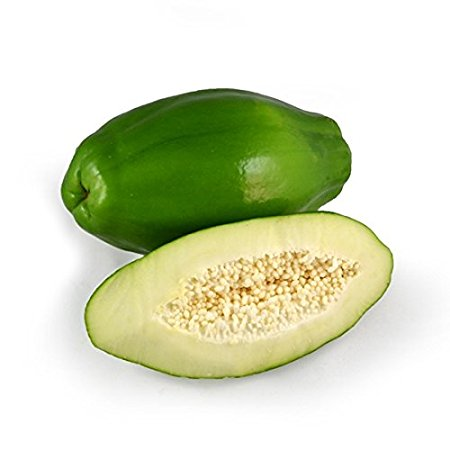 Zelena papaja vsebuje encim papain