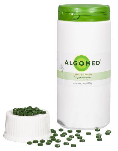 Alge klorela 1000 g