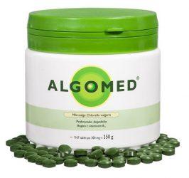 Alge klorela - sladkovodne alge