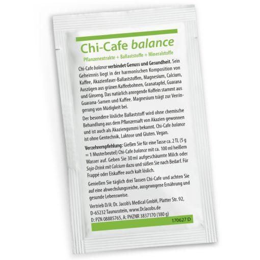 Vzorček kava Chi balance