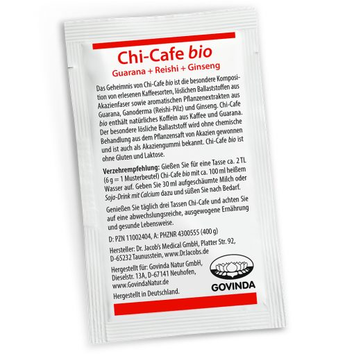 Vzorček kava Chi bio