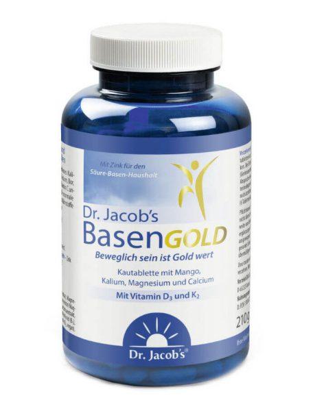 BasenGOLD žvečljive bazične tablete