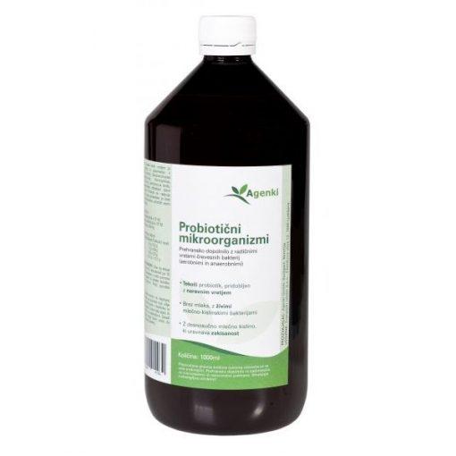 Probiotični mikroorganizmi Avita - tekoči probiotik